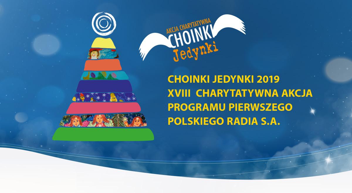 """Ruszyły 18. """"Choinki Jedynki""""- akcja charytatywna Programu I Polskiego Radia."""